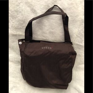 Guess Bags - Guess canvas bag